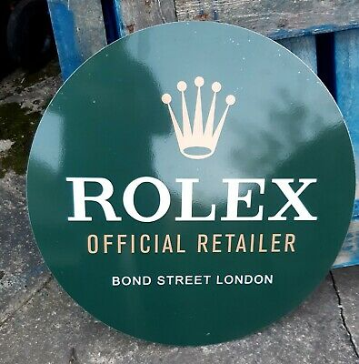 Rolex Shop Display • 65£