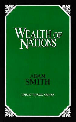 AU38.83 • Buy The Wealth Of Nations (Great Minds) By Smith, Adam