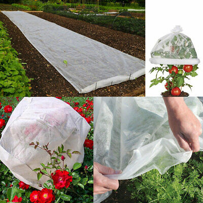 £9.99 • Buy 60gsm Frost Protection Fleece Horticultural Plant Garden Tree Warming Protection