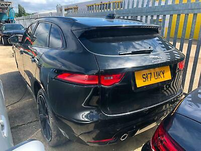 2017 (67) Jaguar F-PACE 3.0TD V6 S SALVAGE DAMAGED REPAIRABLE • 16,995£