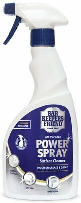 £3.96 • Buy Bar Keepers Friend Power Spray Perfect On Copper Pans & Classic Cars 500ml