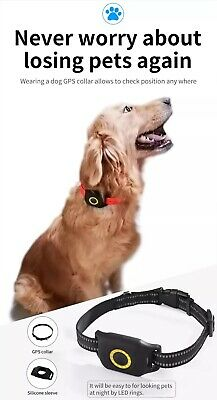 AU148.95 • Buy 4G Wireless Portable Real Time GPS Dog Tracker Outdoor Waterproof Durable Collar