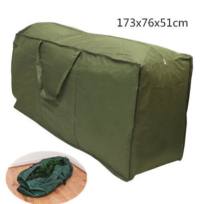 Extra Large Waterproof Polyester Cushion / Christmas Tree Storage Bag Pack Sack • 11.99£