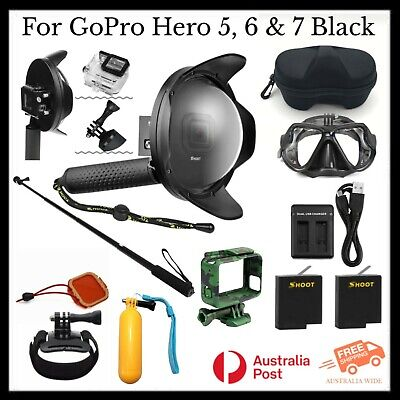 AU189.95 • Buy Water Sports Gift Pack For Gopro Hero 5, 6 Or 7 Black Action Cameras AU Sellers
