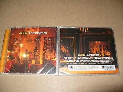 ABBA  Visitors (2002) Cd New & Sealed (C27) • 6.79£