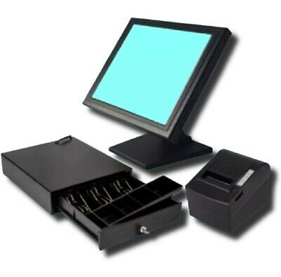 £450 • Buy BRAND NEW Touch Screen  EPOS Till System With Software And Barcode Scanner