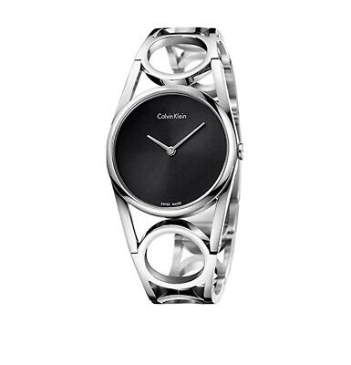 £100 • Buy Calvin Klein Fixed Circle Bracelet Watch