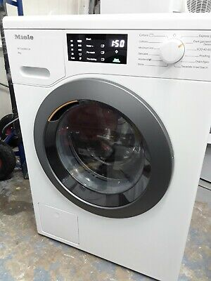 View Details Miele WED125 Washing Machine, 8kg Load, 1400rpm, A+++ • 520.00£