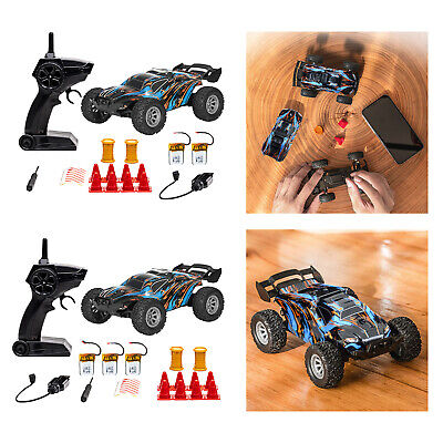 AU28.90 • Buy 1/32 2.4G 20Km/h RC Car Buggy Truck Off-road Toys Remote Control Vehicle