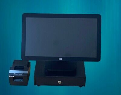 """19"""" Touch Screen POS EPOS Till System With Software - NO MONTHLY FEES • 399.99£"""