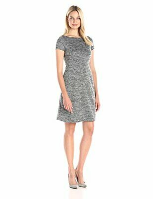 $ CDN44.31 • Buy Ivanka Trump Heathered Sheath Dress Sz 8