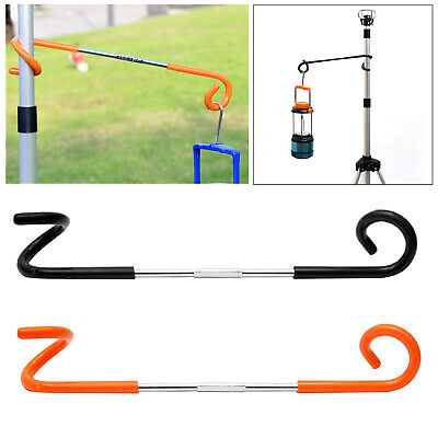 £6.53 • Buy 1pc Camping Light Hook 29cm, Outdoor Camping Equipment Tent Lamp Hanger For