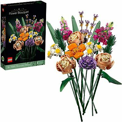 AU169.99 • Buy *BRAND NEW* Lego Botanical Collection   Flower Bouquet   10280   IN STOCK!