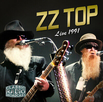 AU22.57 • Buy Live 1991 * By ZZ Top