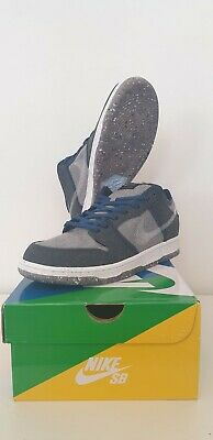 """AU239.99 • Buy Nike SB Dunk Low """"Crater"""" Size US 9 Brand New Dead Stock"""