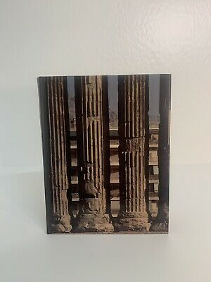 ATHENS THE GREAT CITIES TIME-LIFE BOOK HARDBACK VINTAGE 1970/80's PHOTOGRAPHY • 7.99£