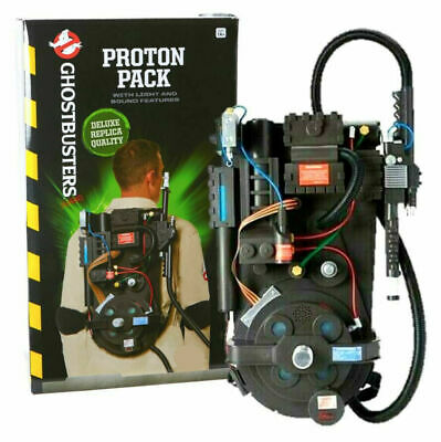 $ CDN100.21 • Buy Ghostbusters PROTON PACK Replica Movie Props LIGHTS AND SOUNDS HALLOWEEN