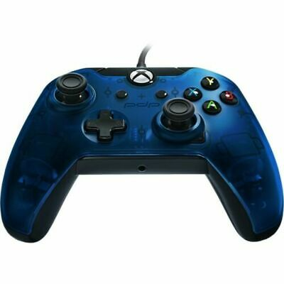 AU62 • Buy Pdp Xbox One Afterglow Wired Controller Blue For Xbox One Microsoft Xone
