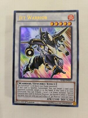 Synchro Warrior Deck Yugioh (46 Cards) Stardust Dragon Warrior Synchron • 20.04£