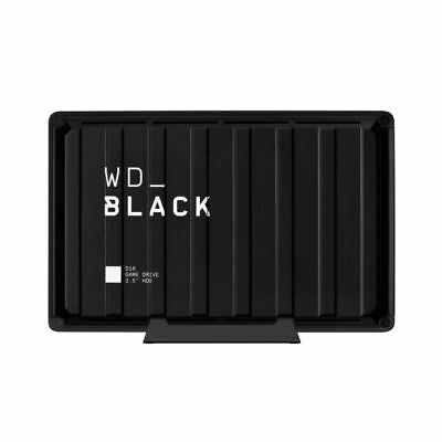 AU386.79 • Buy WD Black 8TB D10 Game Drive Portable External Hard Drive For PS4/Xbox One/PC/Mac