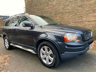 2010 Volvo XC90 2.4TD D5 Geartronic SE. Only125kmiles/loadsofhistory/mot • 4,499£