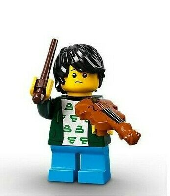 Lego Violin Kid Series 21 Unopened New Factory Sealed • 4.89£