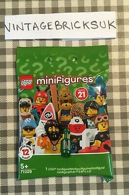 £4.99 • Buy Lego Minifigures Series 21 Unopened Factory Sealed Pick Choose Your Own