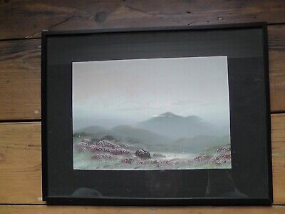£35 • Buy Frank Holmes  - Snowdonia - Signed Watercolour Painting.