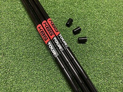 AU219 • Buy 3 X New KBS Tour Custom Wedge Shafts Stiff. Black Pearl With Red Label