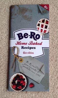 NEW Be-Ro Home Baked Recipe Book 41st Edition. • 6.95£