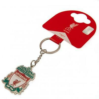 Liverpool FC Crest Keyring   OFFICIAL LICENSED  MERCHANDISE GIFT • 4.90£