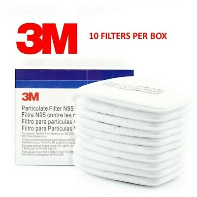AU23.20 • Buy 3M Authentic 5N11 Filter, 10 EACH PER BOX - FREE SHIPPING!!!