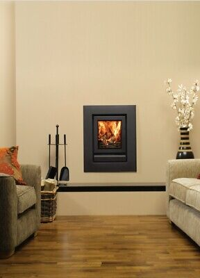 Stovax Riva 40 Multifuel Inset/insert Casstte Stove • 850£