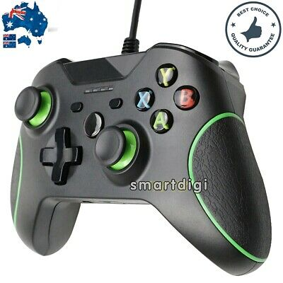 AU39.99 • Buy Wired Controller Gamepad For Xbox One/Slim Dualshock Game Gamepad Joystick PC