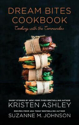 AU42.83 • Buy Dream Bites Cookbook: Cooking With The Commandos By Kristen Ashley