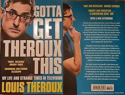 Gotta Get Theroux This My Life And Strange Times In Television 9781509880393 • 5£