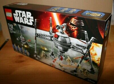 Lego 75142 Star Wars Homing Spider Droid Brand New In Sealed Box • 79.99£
