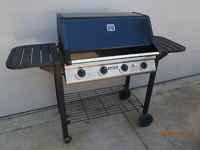 AU45 • Buy Jumbuck 4 Burner BBQ