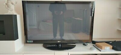 LG Plasma 50 Inch HD TV And Remote, LG50PQ3000. Excellent Condition.  • 235£