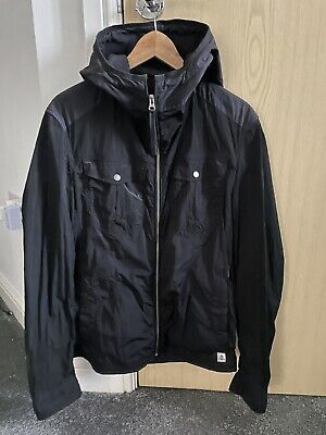 C.P. CP Company Jacket In Navy RRP £485 Size 48 Medium Rare Piece • 50£