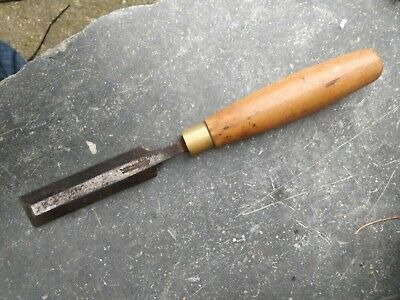 1 Inch Bevel Edge Paring Chisel By W Marples Boxwood Handle • 19.99£