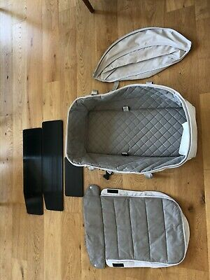 Maclaren Techno XLR Carrycot - Colour: Silver  New Other • 35£