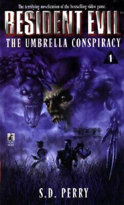 AU38.18 • Buy Umbrella Conspiracy (Resident Evil) By S. D. Perry