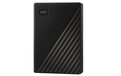 AU139 • Buy Western Digital Elements WDBJRT0040BBK 4 TB External Hard Disk Drive - Black