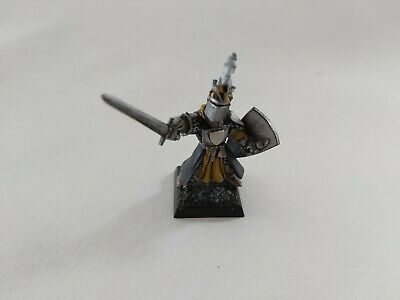 Warhammer Bretonnian Foot Knight Plastic Well Painted • 17.50£