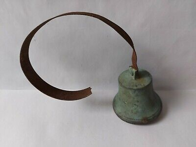 £35.99 • Buy Antique Solid Bronze Door Bell Pull Makes A Lovely Loud Sound