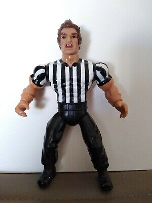 $ CDN317.16 • Buy Vintage Remco Awa Referee Nasty Ned Exclusive Wrestling Ring Figure