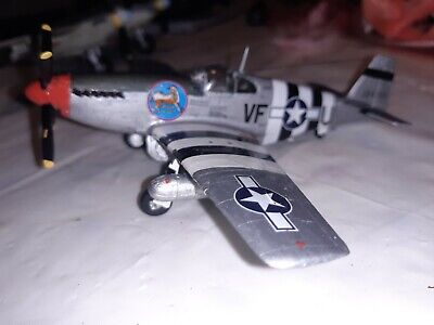 1.72 Scale P51B Mustang  Built And Ready For Display • 8£