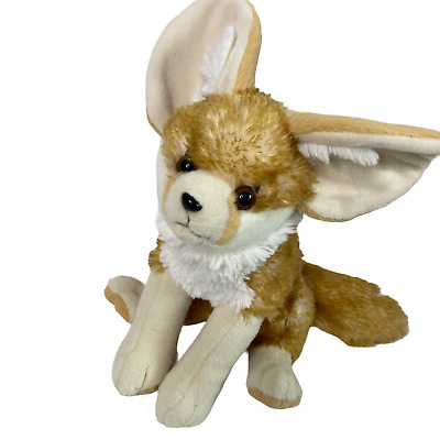 Wild Republic FENNEC FOX Plush Toy Cuddlekins 12  Stuffed Comfort Cuddle Animal • 12.47£