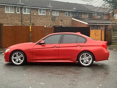 2013 Bmw 330d M Sport Imola Red Best Colur Px Swap • 7,995£